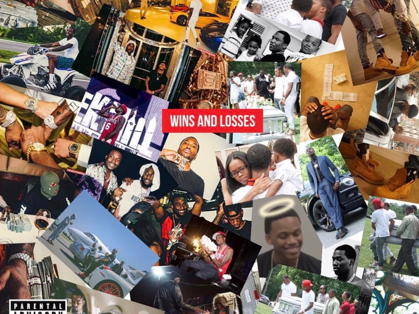 New Album By Meek Mill – Wins & Losses